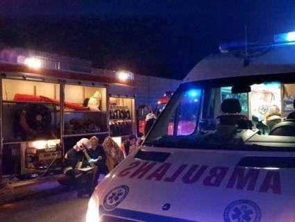 У Польщі трагедія з українцями: BMW убило двох хлопців і дівчину