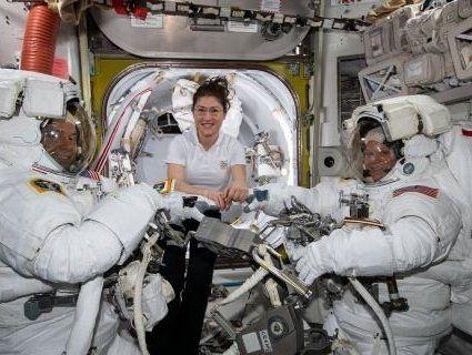 NASA скасувала виліт жінок в космос