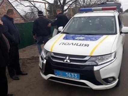 Зловмисник кинув гранату у поліцейських