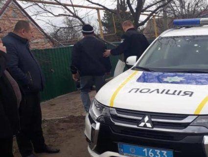 На Запорожжі «анонім» викликав копів, щоб метнути в них гранату