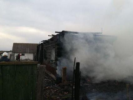 На Рівненщині чоловік живцем згорів у власному будинку