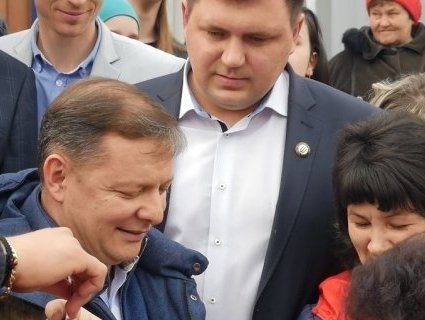Ексклюзив від Олега Ляшка: як політик впливає на тиск бабусь, що робить уранці і чи боїться програти вибори