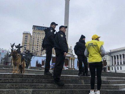 В Києві замінували Майдан Незалежності