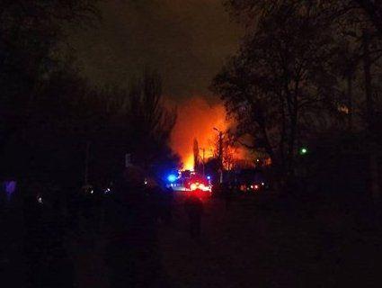 Вибух на заправці у Кропивницькому: є постраждалі, десятки авто палають (фото, відео)