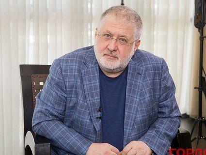 Коломойського внесли до бази сайту Миротворець