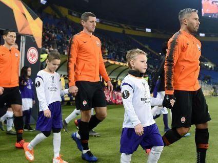 УЄФА покарав Шахтар через расистську поведінку фанатів