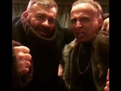 Охлобистін із Пореченковим записали відео в підтримку Зеленського: «Крим наш! Всьо наше!»