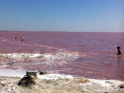 Українське озеро, в якому неможливо потонути