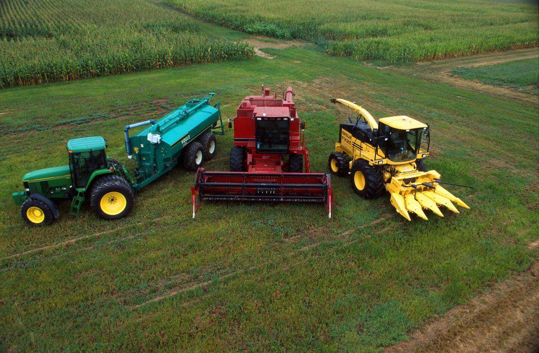 Вітчизняне виробництво сільськогосподарської техніки – основа успішного розвитку АПК України