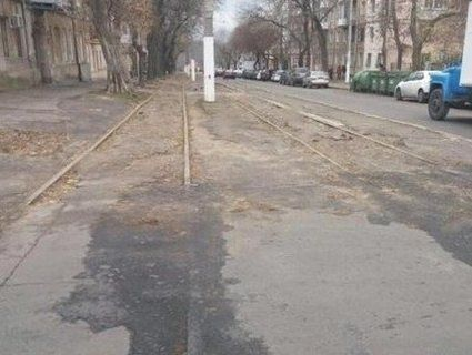 Дожилися: в Одесі викрили банду викрадачів асфальту