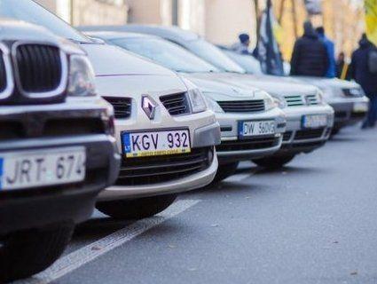 На водіїв «євроблях» чекають нові штрафи