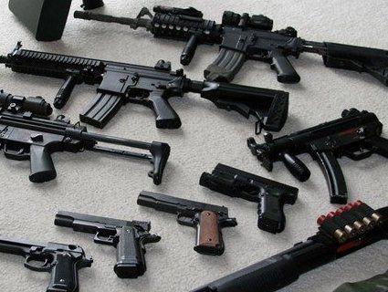 На Волині стартує місячник добровільної здачі зброї