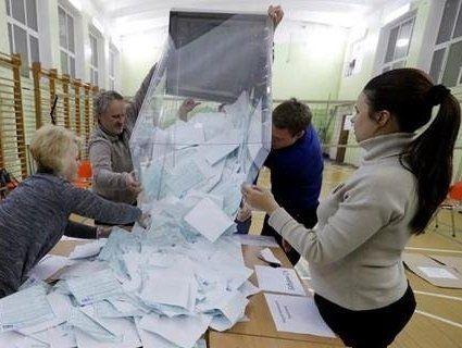 Результат виборів округу на Волині: опрацювали 100% бюлетенів