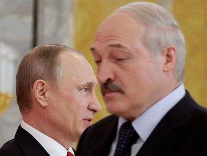 «Ти подиви на цю скотину!»: Мережу рве відеожаба з Путіним і Лукашенком