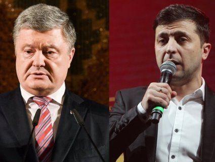 «#Хочубачитидебати»: українці вимагають «очної ставки між Порохом і Зе»