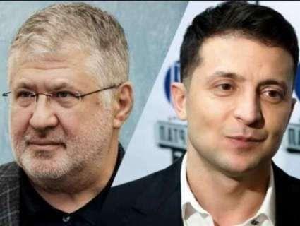 Штаб Зеленського визнав, що за ним стоїть Коломойський