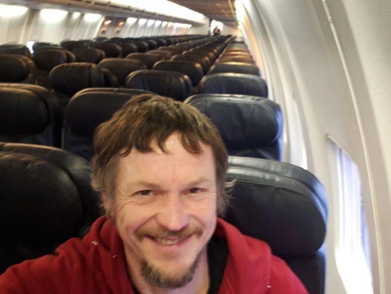 Заради одного пасажира ганяли «Боїнг» із Литви до Італії (фото)
