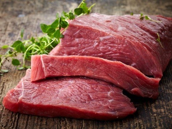 Де їдять найбільше м'яса