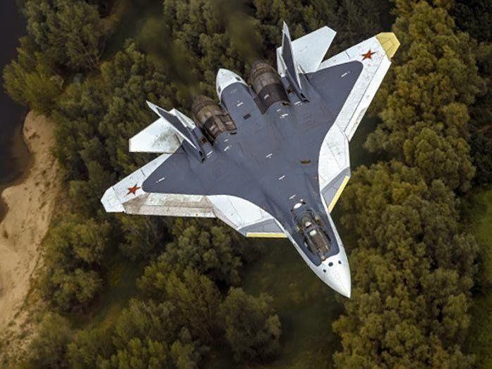 «Нам не треба брухт»: Індія і Китай відмовилися купувати «суперкрутий» російський винищувач