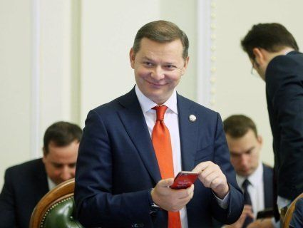 Ляшко «злив» у Мережу телефони Коломойського, Зеленського і гендиректора «1+1»
