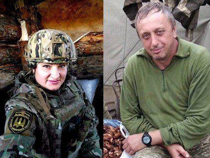 Командир «Донбасу» показав бліндаж, у якому загинули «Відьма» і «Дєда»