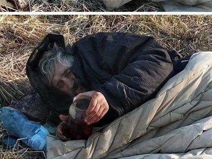 В Києві чоловіка викинули з лікарні вмирати у лісосмузі