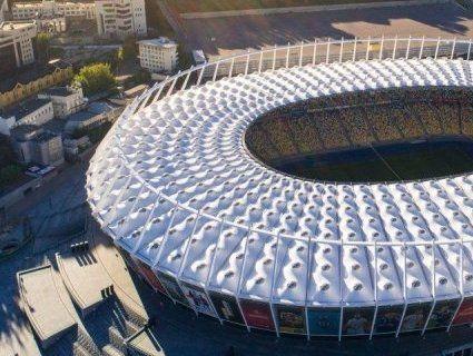 НСК «Олімпійський» відреагував на заяву Зеленського про дебати на стадіоні