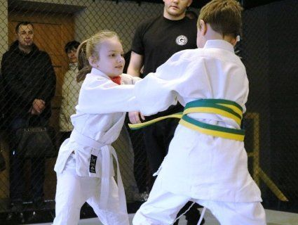 У Луцьку відбувся турнір із джіу-джитсу серед дітей (фото)