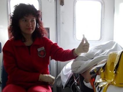 Із Луцька в Київ транспортували пацієнта з ампутованими пальцями