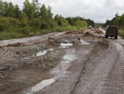 ТОП-5: назвали найгірші дороги в Україні