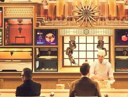 Не дебатами єдиними: в японському ресторані можна поїсти після здачі аналізів (відео)