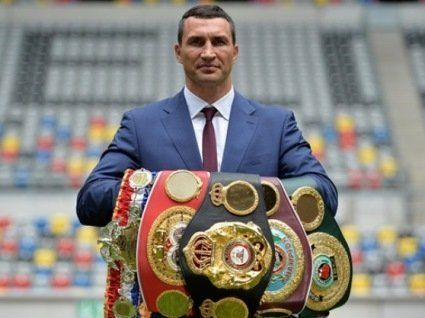 Чому Володимир Кличко хоче повернутися на професійний ринг