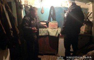На Донбасі пенсіонеру відірвало кисть руки