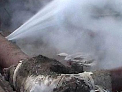 Через прорив труби з окропом серед ночі евакуювали 200 осіб
