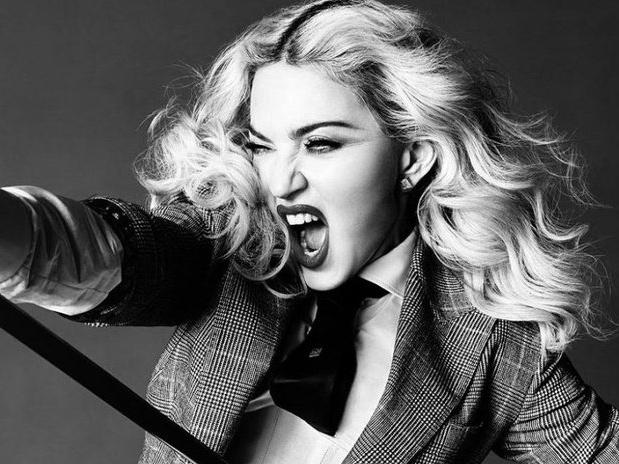 На «Євробаченні» виступить Мадонна