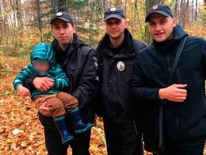 У Львові п'яні дорослі загубили дитину у  лісі