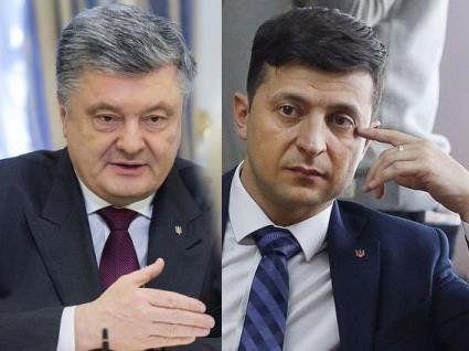 Порошенко визнав, що Зеленський не є агентом Путіна та наркоманом