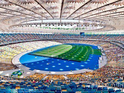 НСК «Олімпійський» отримав запити на дві дати проведення дебатів
