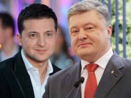 Плюси і загрози президентства: Зеленського і Порошенка «пропустили» через SWOT-аналіз