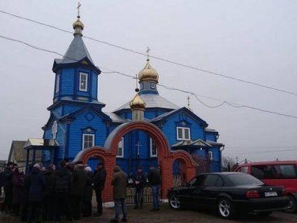 У селі на Волині – конфлікт через церкву