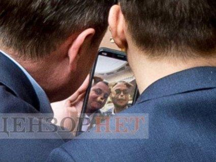 Новий тренд в Раді – депутати-цуцики (фото)