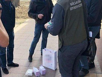 Антикорупціонера «взяли» на хабарі (фото)