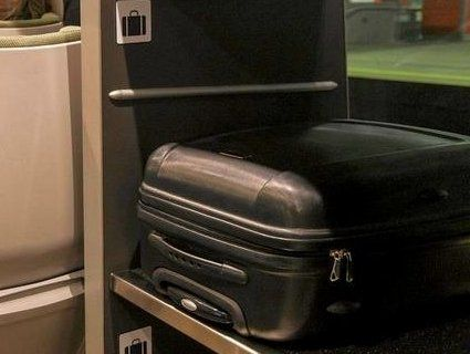 Змінили правила перевезення багажу в потягах