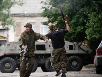 Напилися і стріляли: на Донбасі окупанти з'ясовували стосунки