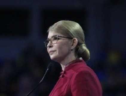 Голлівуд хоче зняти фільм про Тимошенко