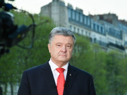 Петро Порошенко буде в НСК «Олімпійський» 14 квітня – анонс АП