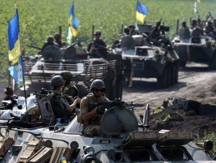 5 років тому в Україні оголосили початок АТО