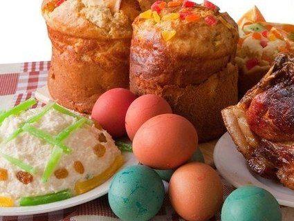 Великдень на носі: як не набрати зайвих кілограмів під час свят