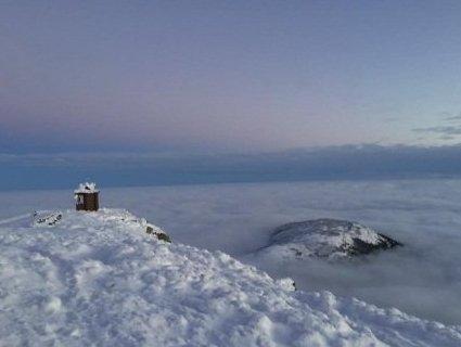 В Карпатах випало майже 1,5 метри снігу