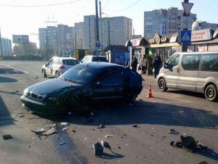 На Волині п'яні водії спричинили три аварії (фото)